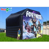 Wholesale Silk Printing Multifunction Inflatable Cube Tent House For Event Party from china suppliers