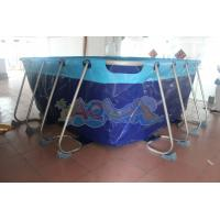 Wholesale Commercial Inflatable Frame Pool from china suppliers