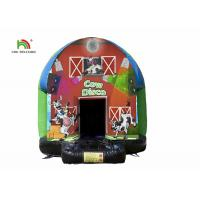 Wholesale Dome 3.5m Carton Printing Inflatable Jumping Castle Bounce House For Kids from china suppliers