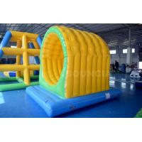 Wholesale Inflatable Water Sport Park Tunnel / Swimming Pool Water Games from china suppliers