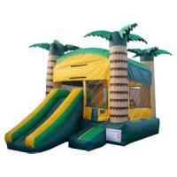 Wholesale Kids Bounce House, Commercial grade PVC Tarpaulin Combo Jumpers / Inflatable Jumpers Bouncers from china suppliers
