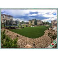 Wholesale UV Resistant Sports Golf Synthetic Grass For Outdoor Backyard Landscaping from china suppliers