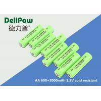 Wholesale Customized Capacity AA Low Temperature Rechargeable Batteries 1.2V from china suppliers