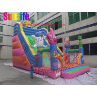 Wholesale Exciting Waterproof Commercial Inflatable Slide for inflatable playground from china suppliers