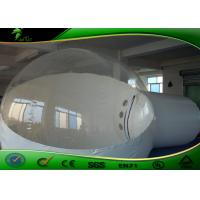 Wholesale Custom Clear Inflatable Bubble Tent , Outdoor Inflatable Tent For Camping from china suppliers