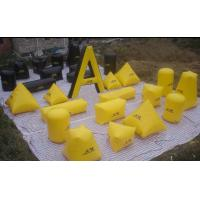 Wholesale 2014 hot sell inflatable bunker paintball from china suppliers