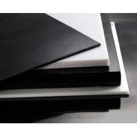 High Density Carbon Filled Teflon Sheet Material 2.1 - 2.3 g/cm³