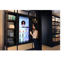 Wholesale Square Interactive Touchscreen Display Video Advertising Information Interaction from china suppliers