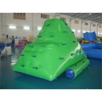 Wholesale Commercial inflatable Iceberg Climbing inflatable Water Game CE from china suppliers