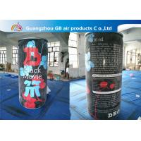 Wholesale Airtight Pvc Inflatable Ring-Pull Can Advertising Air bottle For Sale from china suppliers