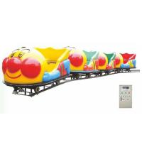 Buy cheap New children's track small train track small train amusement equipment from wholesalers