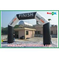Wholesale OEM Large Print Inflatable Arch For Racing Advertisment W7mxH4m from china suppliers