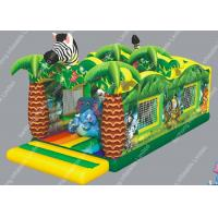 Wholesale Children Inflatable Princess Bounce House , Inflatable Jumping House from china suppliers