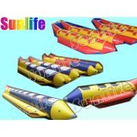 Wholesale inflatable Stimulate banana boat from china suppliers