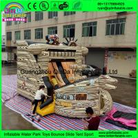 Wholesale Clown Inflatable Jumping Castle, Circus Clown Playing Castle Inflatable Bouncer,Inflatable Combo Inflatable Toy from china suppliers