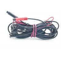 Wholesale Slim Bare Copper PVC 4 Pin Mini Din Cable For Driving Recorder from china suppliers