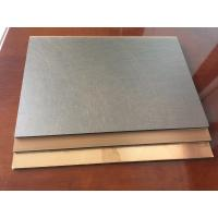 Wholesale Anti - Bacterial Copper Composite Panel Waterproof With High Peeling Strength from china suppliers