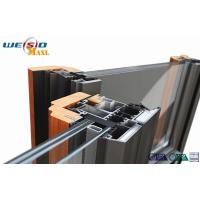 Wholesale Windows Aluminium Extruded Profile 12 Micro Anodizing Thickness from china suppliers