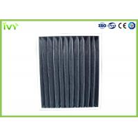 Wholesale Porosity 5um Activated Carbon Air Filter G3 Efficiency Panel Filter Construction from china suppliers