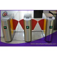 Wholesale Mechanical Turnstiles Flap Barrier Gate Rfid Nfc Reader For Door Access Control from china suppliers