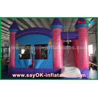 Wholesale Giant 0.55mm PVC Inflatable Bouncer Dream Princess Castle Trampoline from china suppliers