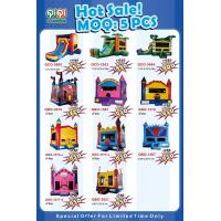 Wholesale Kids Inflatable Caslte Side Combo Wholesale from china suppliers