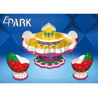 Wholesale High quality amusement park interactive games FRP material Strawberry Sand art Table indoor game machine from china suppliers