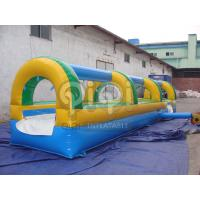 Wholesale Budge Inflatable Water Slip N Slide from china suppliers