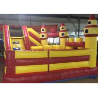 China Commercial Inflatable Bounce House Combo 3 In 1 Kids Inflatable Castle on sale