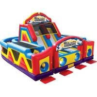 Wholesale China factory prices Mega Obstacle Course with CE.UL from china suppliers