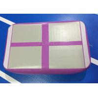 Wholesale Mini Inflatable Air Block No Noise During Training Custom Logo / Designs from china suppliers