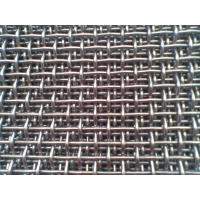 Wholesale Closed End Crimped Vibrating Screen Wire Mesh,Vibrating Screen Mesh,woven screen mesh from china suppliers