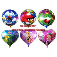 Wholesale 18inch Aluminium Foil Helium Cartoon Mix Ballon Supplier from china suppliers