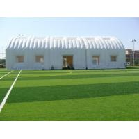 China White double layer inflatable Sports Hall Tent for tennis, football games on sale