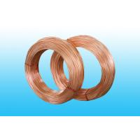 Wholesale Copper Coated Bundy Tube 6mm X 0.65 mm , GB/T 24187-2009 Standard from china suppliers
