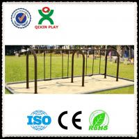 Wholesale Kindergarten Play Structures Used Kids Swing Seat Set for Sale  QX-101A from china suppliers