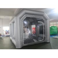 Wholesale Custom Small Portable Mobile Inflatable Spray Booth For Car Maintaining from china suppliers