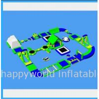 Wholesale inflatable floating obstacle , inflatable water sport , giant water park from china suppliers