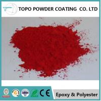 Zinc / Aluminium Antimicrobial Powder Coating RAL 1007 Color 85% Gloss