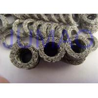 High Pressure Knitted Wire Mesh Tape , Car Washer Gas Liquid Knitted Wire Mesh
