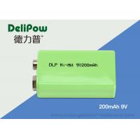 Wholesale 6F22 High Capacity 9v Rechargeable Battery For Emergency Light from china suppliers