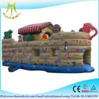 Buy cheap Hansel fantastic aniamal theme inflatable slide price outdoor lawn from wholesalers