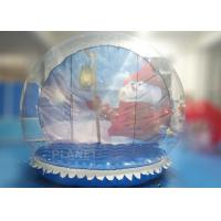 Wholesale Outside Clear PVC 3m 4m 5m Inflatable Snow Globe With 3 Years Warranty from china suppliers