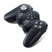 Wholesale ABS Vibration Wired USB PC Joystick Controller For PS2 / Platform from china suppliers