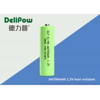 Wholesale 700 Nimh Rechargeable Aa Batteries For Europe Fridge / Electric Appliance from china suppliers