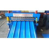 Wholesale 840 IBR Trapezoidal Roll Forming Machine ,tile roof/ceiling, PLC from china suppliers