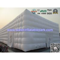 Wonderful Promotion Inflatable Cube Tent Building Oxford Fabric