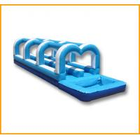 Wholesale inflatable wet slide/water slide from china suppliers