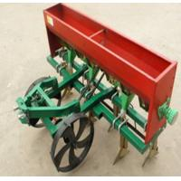 Wholesale Corn seeder gasoline powered small soybean sowing machine agricultural hand fertilizer applicator from china suppliers