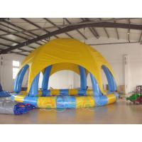 Wholesale Hot Sale Inflatable Pool With Tent from china suppliers